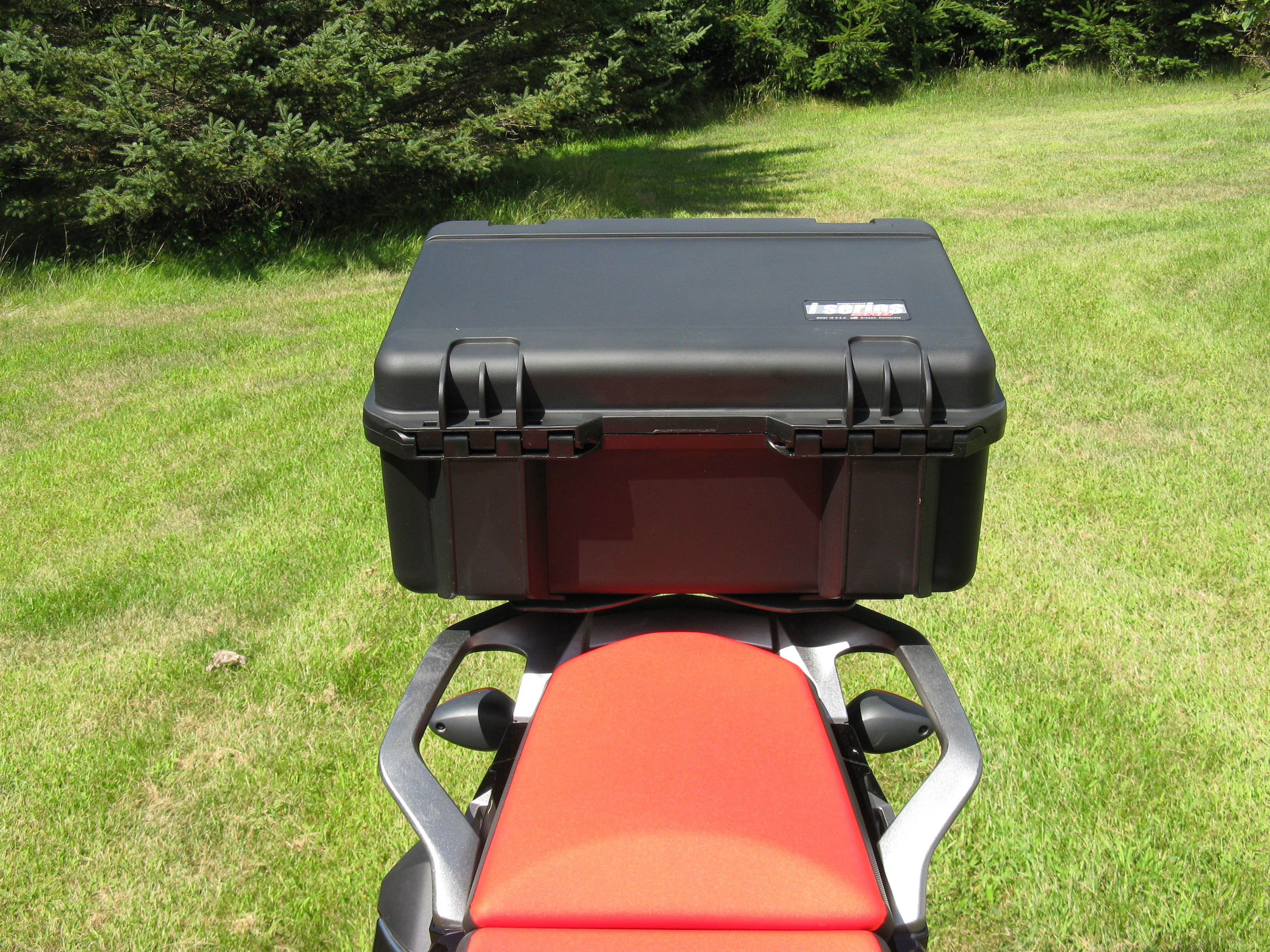 2016 And Newer Honda Crf1000 Africa Twin Slider Rack With